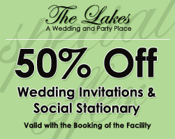 50% Off Coupon - Wedding Invitations and Social Stationary, Event Planning in Kannapolis, NC
